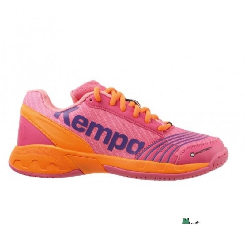 Sálová obuv Kempa Attack Junior  f469706da2