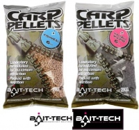 Bait-Tech Pelety Hallibut Carp Feed Pellets 8mm, 2kg