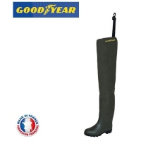 Goodyear Holinky Hip Waders Cuissarde SP Green|vel.44