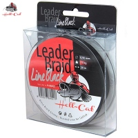 Návazcová šňůra Leader Braid Line Black 1,20mm, 100kg, 20m