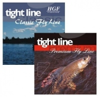 Muškařská šnůra Tight Line WF-6FS dark