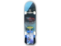 Skateboard zn. L.A.Sports 3D motiv, model 25500 senior, abec-7